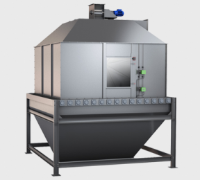 <p>All of our dryers and coolers are based on the counterflow heat-exchange principle for superior energy-efficiency and better food safety standards.</p>